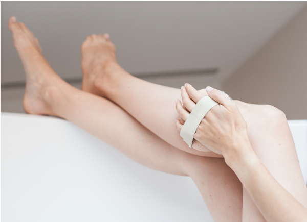 Celulitis y Cepillado en Seco