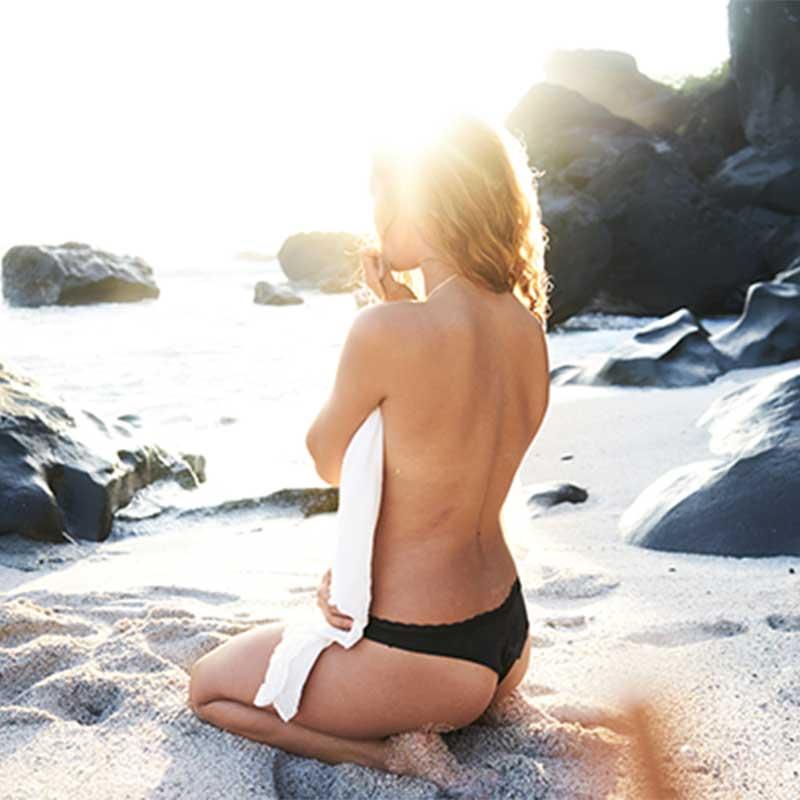 Cómo tener una piel bonita después del sol