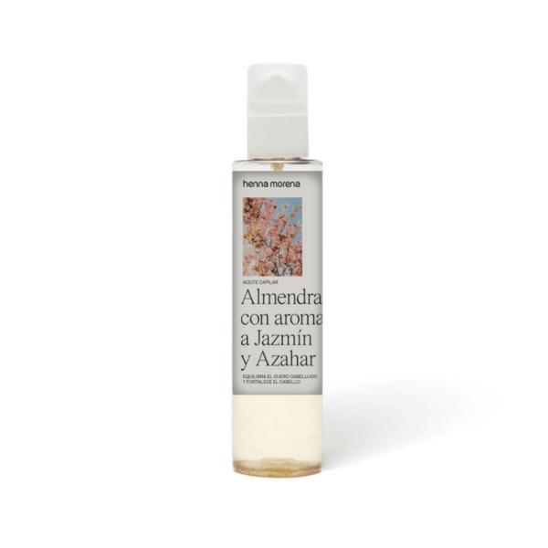 Aceite de Almendras, Jazmín y Azahar (Nutre y Calma)