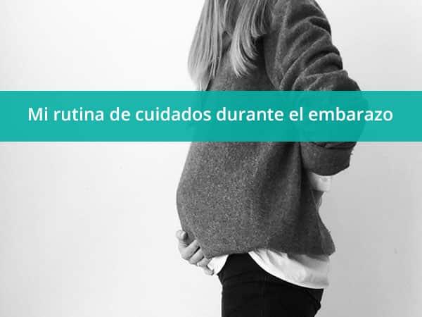 Mis cuidados durante el Embarazo: Trimami