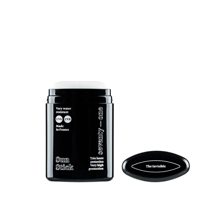 Protector solar filtro físico en STICK - SPF 50+ - Invisible