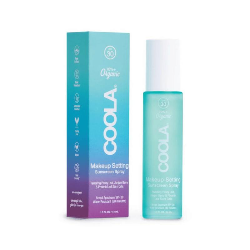 Coola: Makeup setting SPF 30