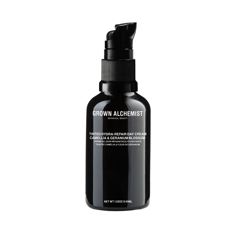 TINTED HYDRA REPAIR DAY CREAM - GROWN ALCHEMIST - MADE IN TRIBE
