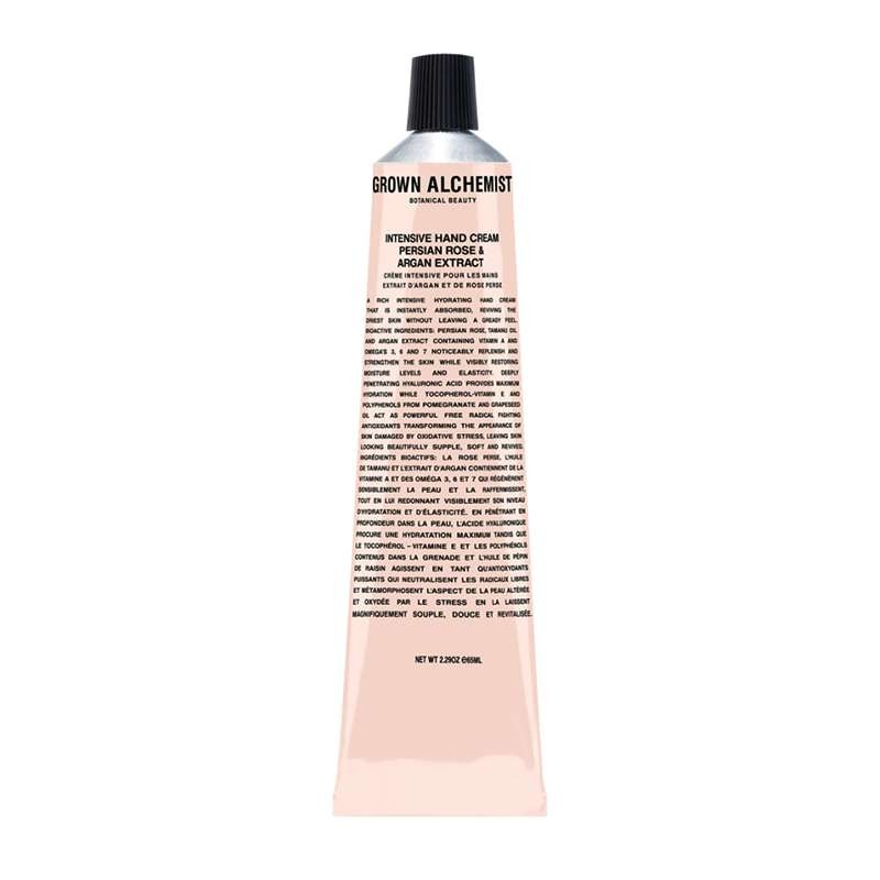 INTENSIVE HAND CREAM PERSIAN ROSE &ARGAN EXTRACT GROWN ALCHEMIST - MADE IN TRIBE