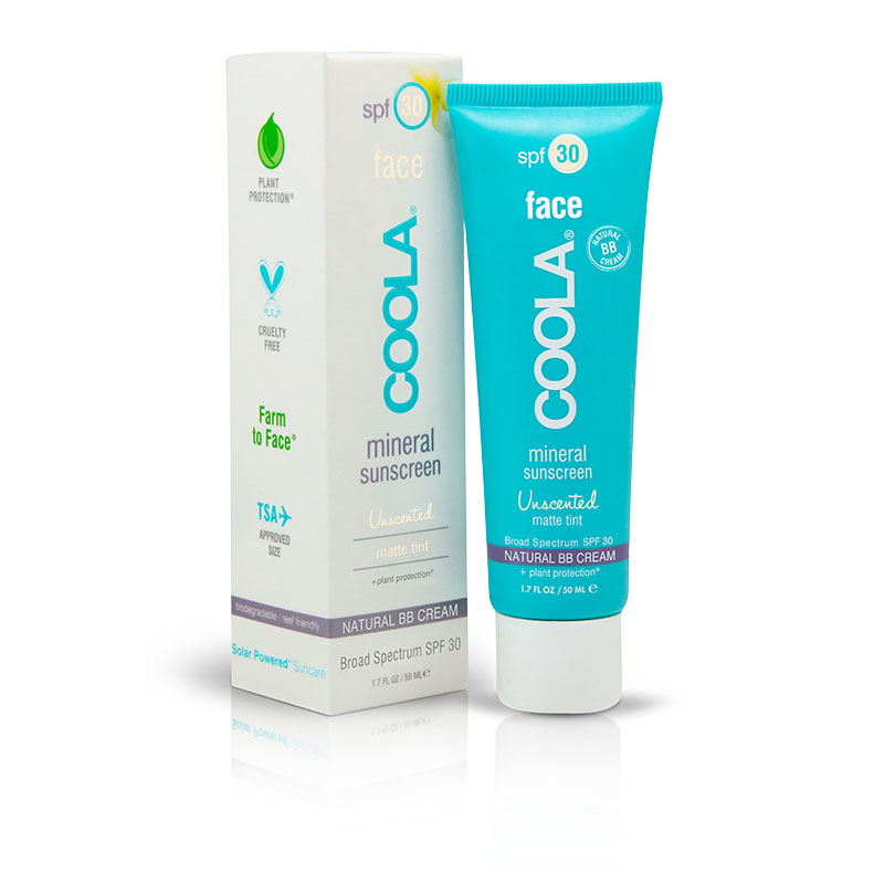 PROTECTOR SOLAR FACIAL SPF30 MATTE TINT COOLA - MADE IN TRIBE