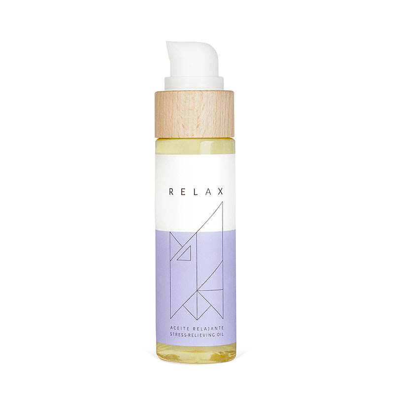 PER PURR: ACEITE CORPORAL RELAX - MADE IN TRIBE