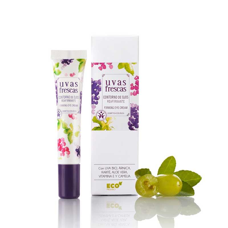 Uvas Frescas: Contorno de ojos Reafirmante