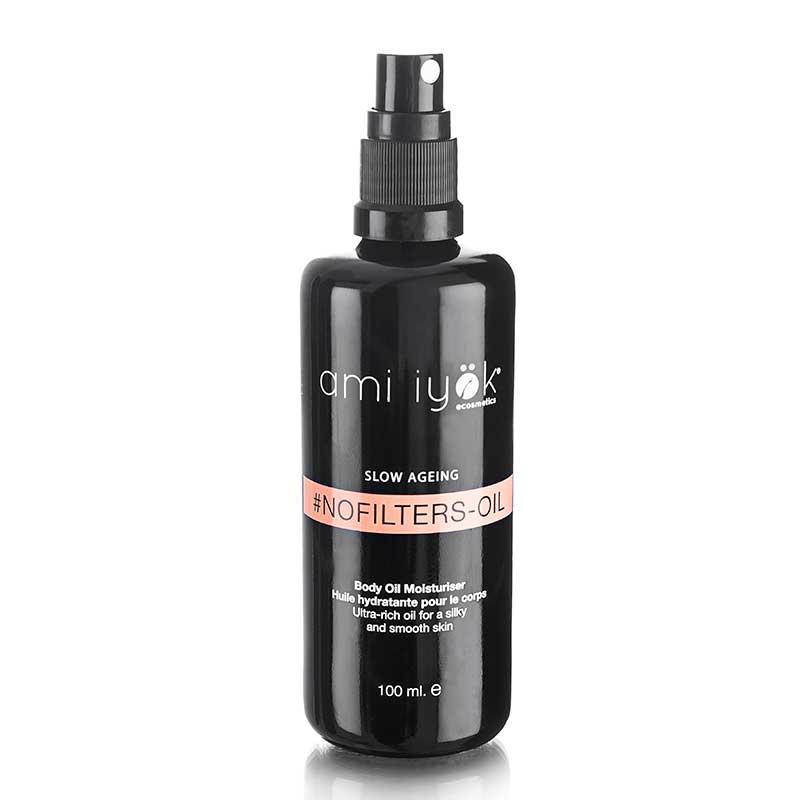 Ami Iyök: Nofilters-Oil (aceite hidratante corporal)