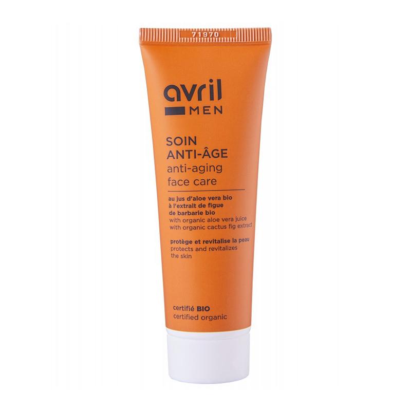 Avril: Crema anti-aging- MEN