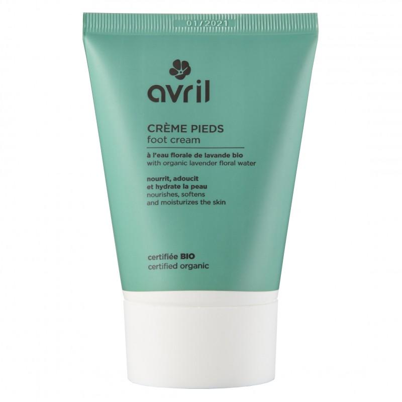 Avril: Crème Pieds - Crema de pies