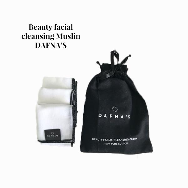 Dafna's: Pack 3 muselinas algodón 100%