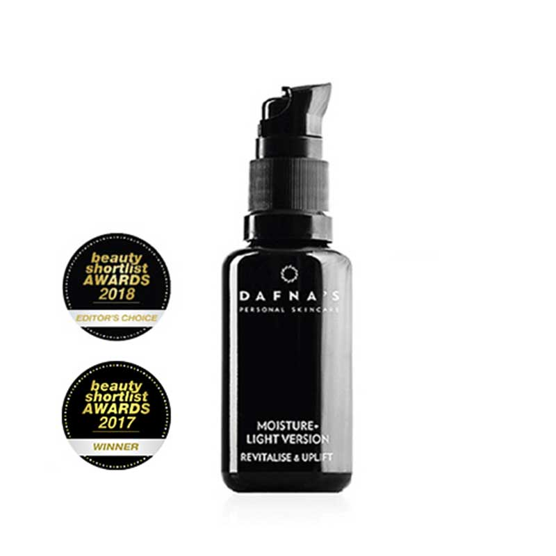 Dafna's Skincare: Moisture Light - Crema de Día Ligera (50 ml)