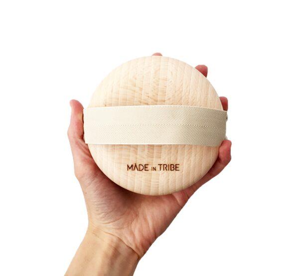 Made in Tribe: Cepillo Anticelulítico en seco exclusivo Made in Tribe