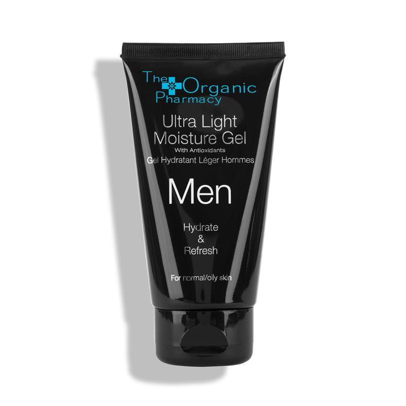 Hidratante Facial Masculina (Ultra light moisture gel)