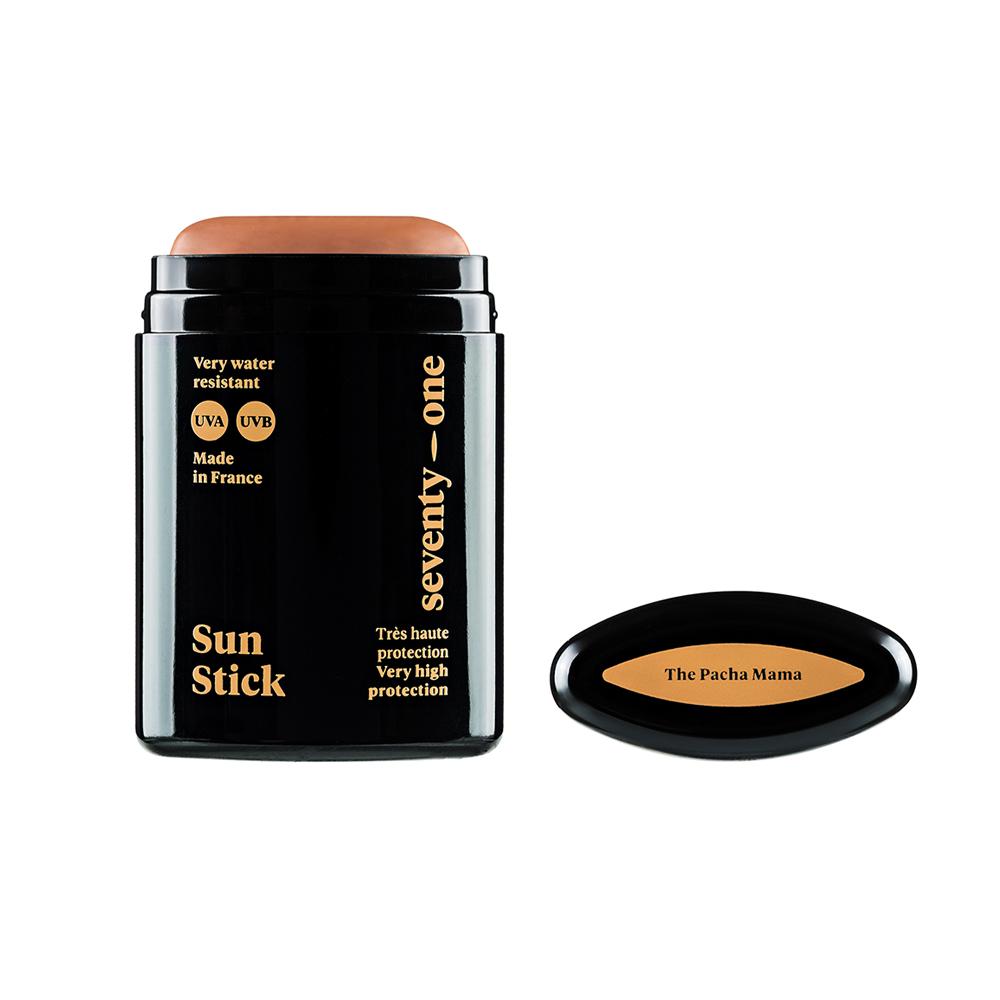 Protector solar SPF5+ en STICK Pacha Mama
