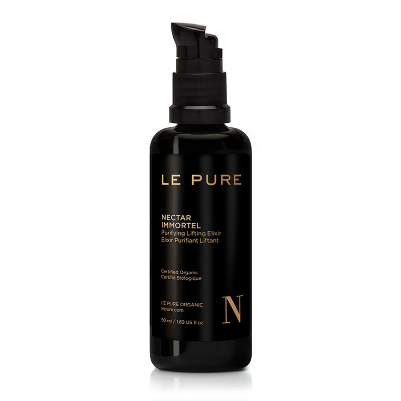 Le Pure: Elixir Lifting Purificante Nectar Immortel - Made in Tribe
