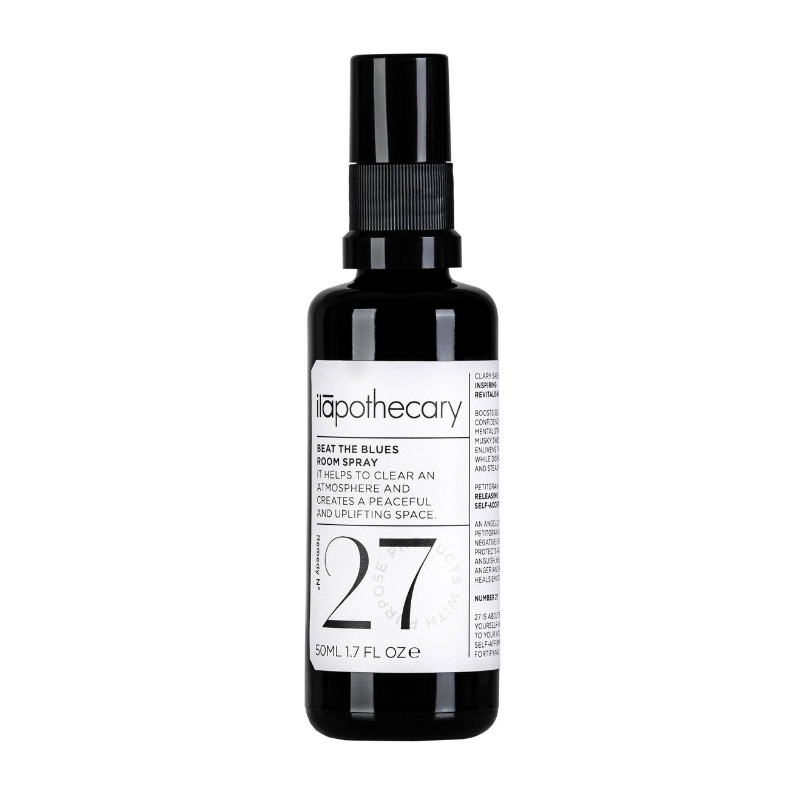 Remedio nº 27: Room Spray - Subidón de alegría de ilapothecary