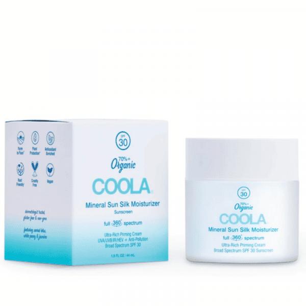 Coola: SPF30 Hidratante sedosa