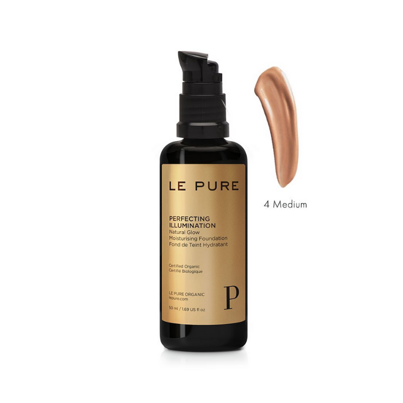 Maquillaje Antiedad Hidratante (Tono Medium 4) – Perfecting Illumination