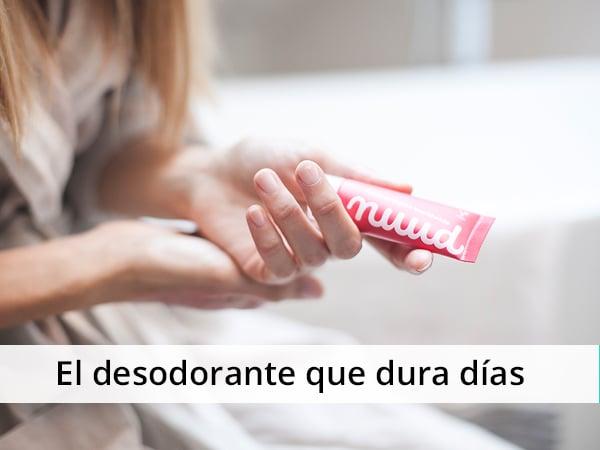 Nuud, el desodorante que dura días: FAQ's y opiniones