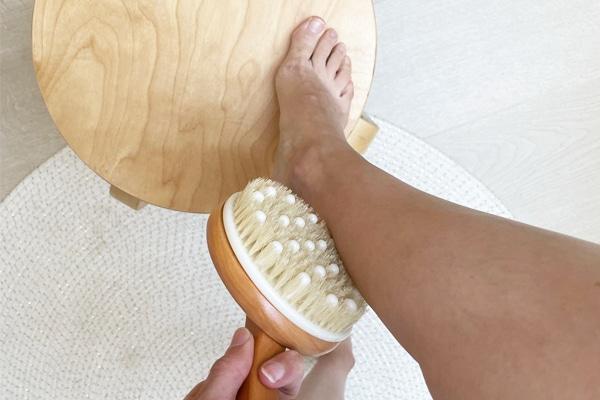 Cepillado en Seco. Elige el aceite corporal post-cepillado ideal para ti