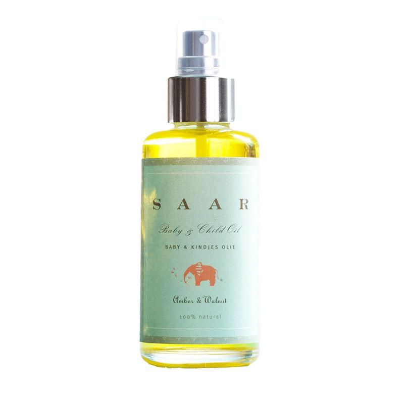 Baby & Child Oil (aceite de masaje)