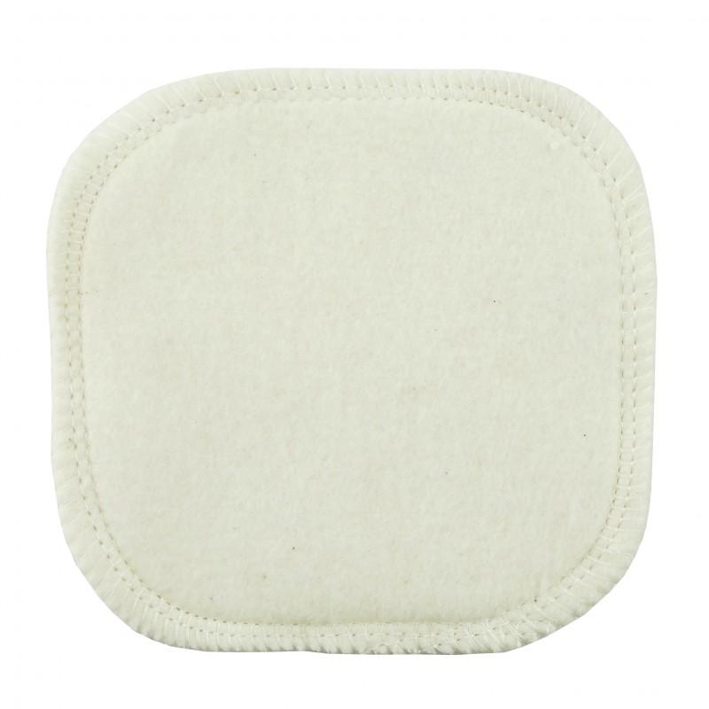 Muselina (para ojos) algodón orgánico
