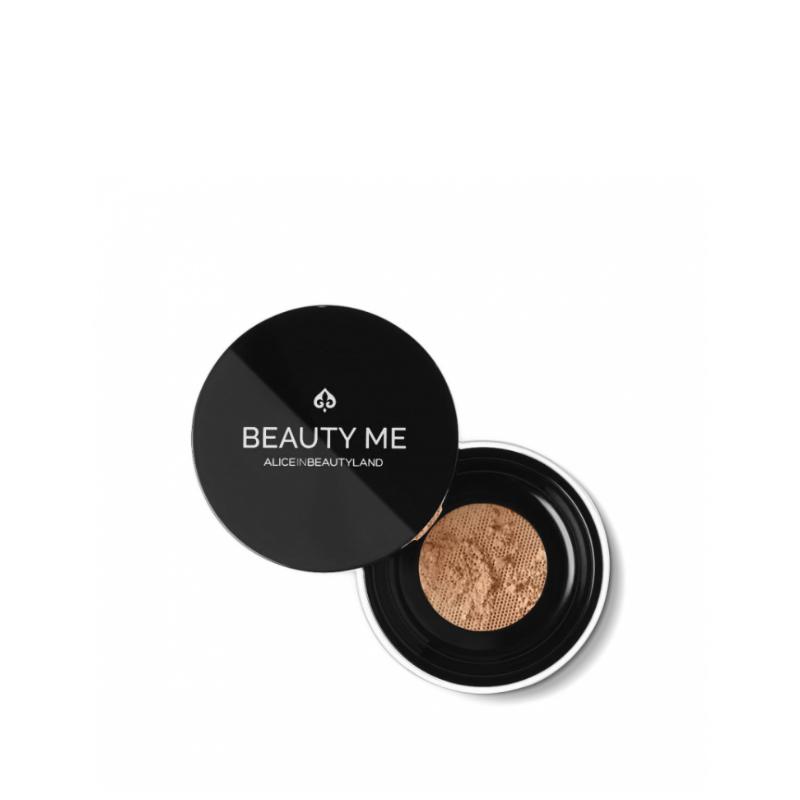 Base Maquillaje mineral piedras preciosas - 7 Picas (neutro) morenitas