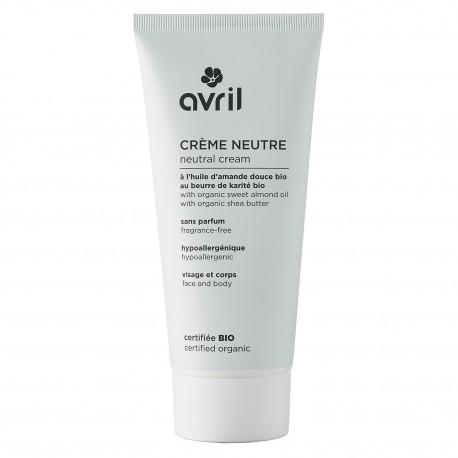 Crème Neutre - Crema Neutra sin perfume