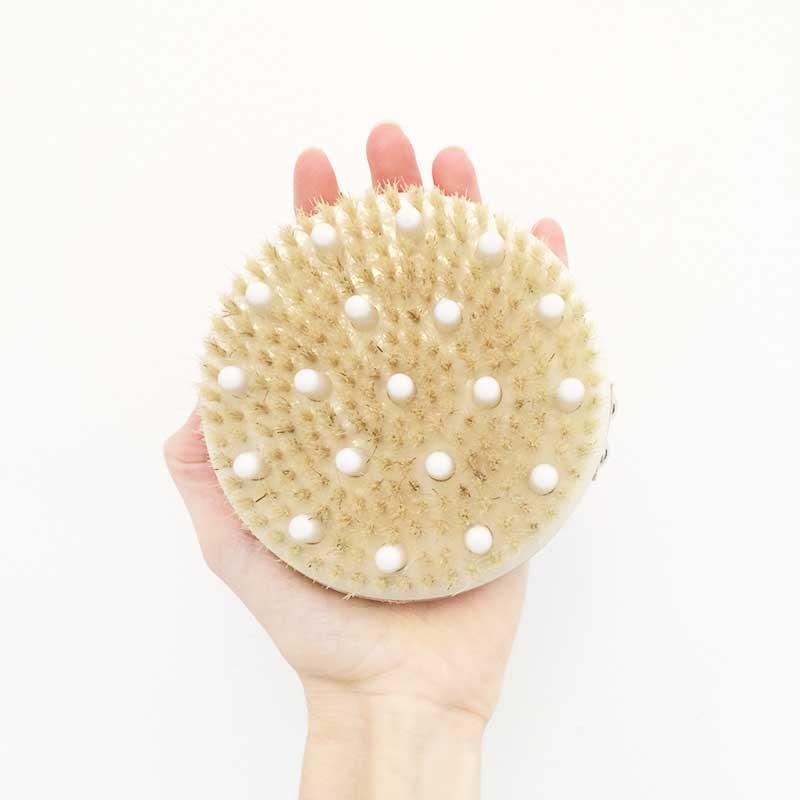 Cepillo Anticelulítico en Seco (Exclusivo Made in Tribe) - Retailer