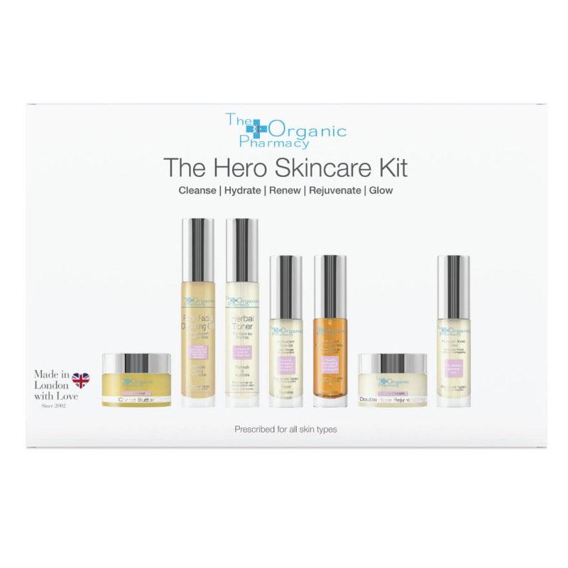 "Kit Rutina Facial Completa - ""Hero Skincare Kit"""