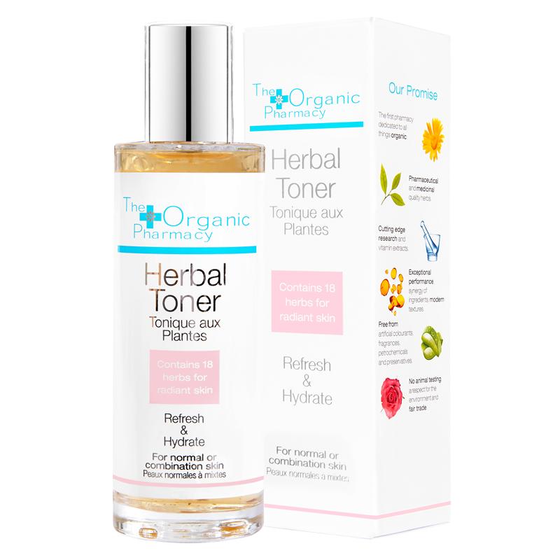 Herbal Toner (tónico herbal todas las pieles)