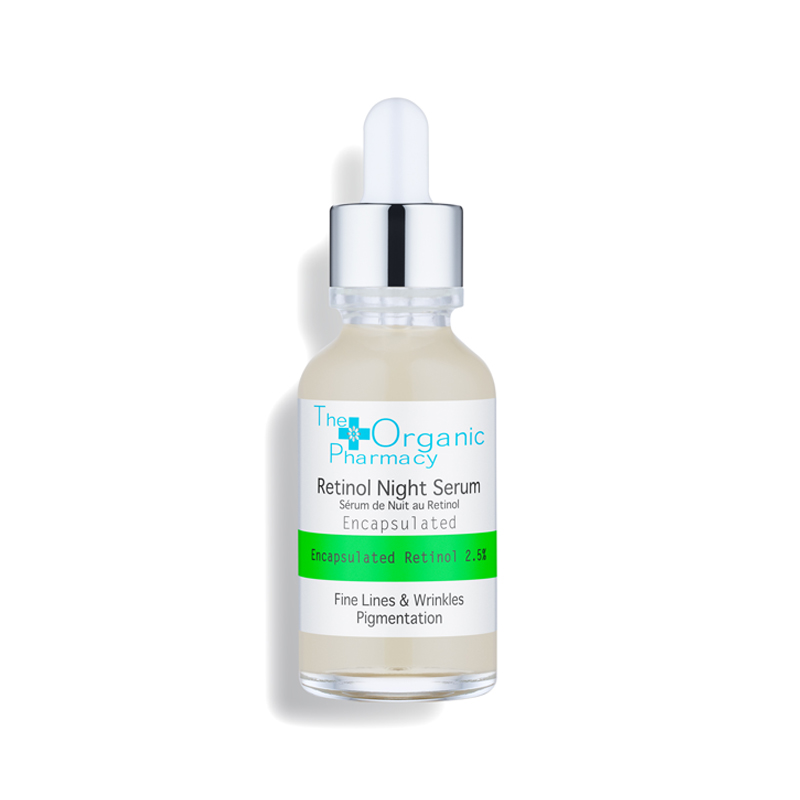 Serum Retinol 2,5% (noche)