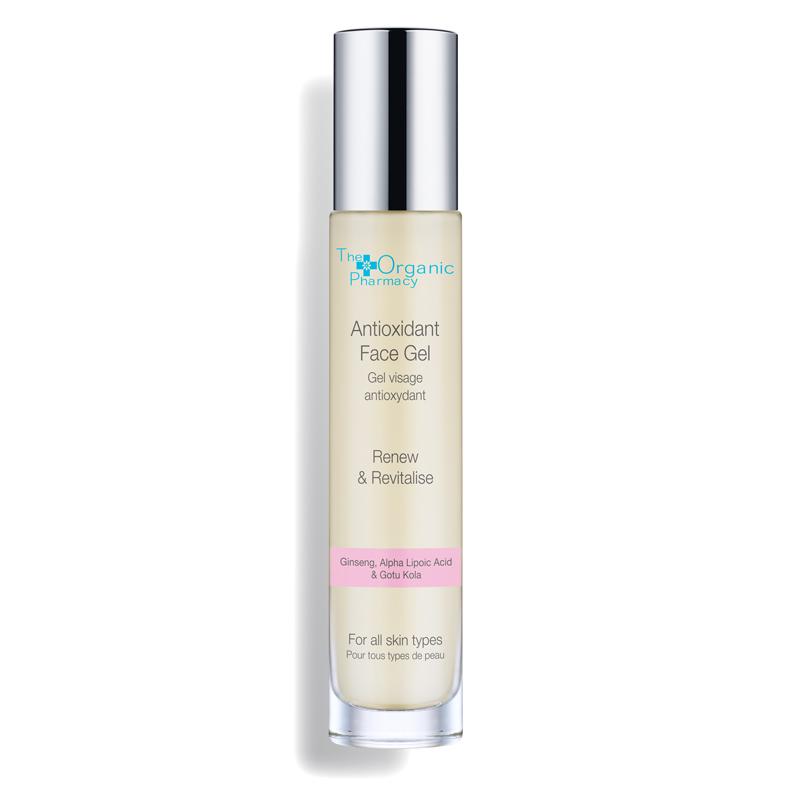 Antioxidant Face Gel (todas las pieles)