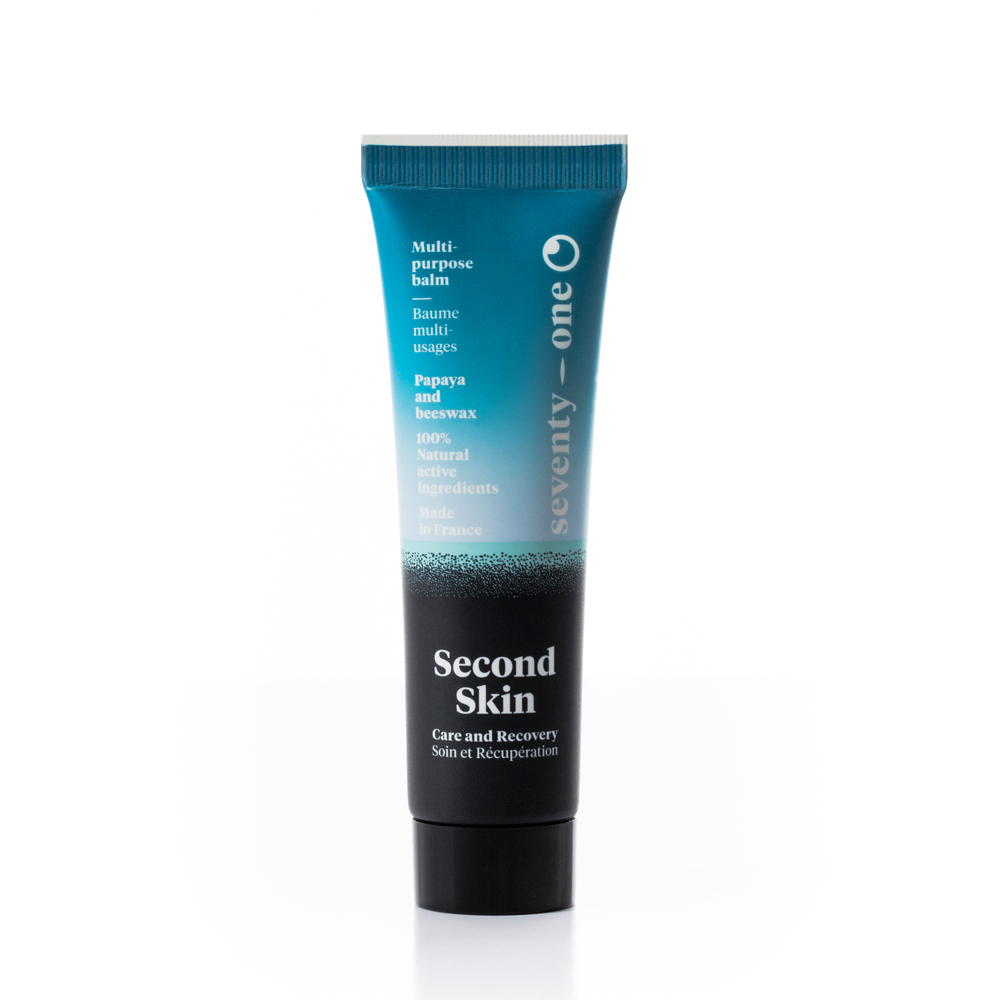 Second Skin - Bálsamo mega hidratante multiusos