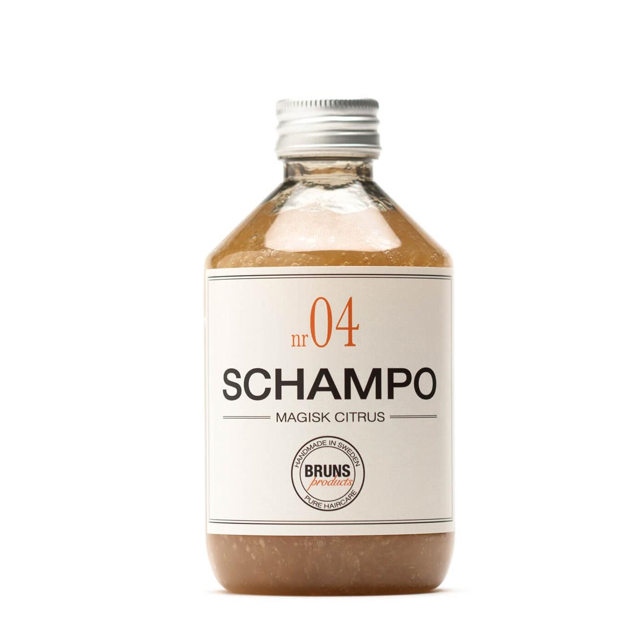Champú Nº4 Magik Citrus - Detox en tu pelo