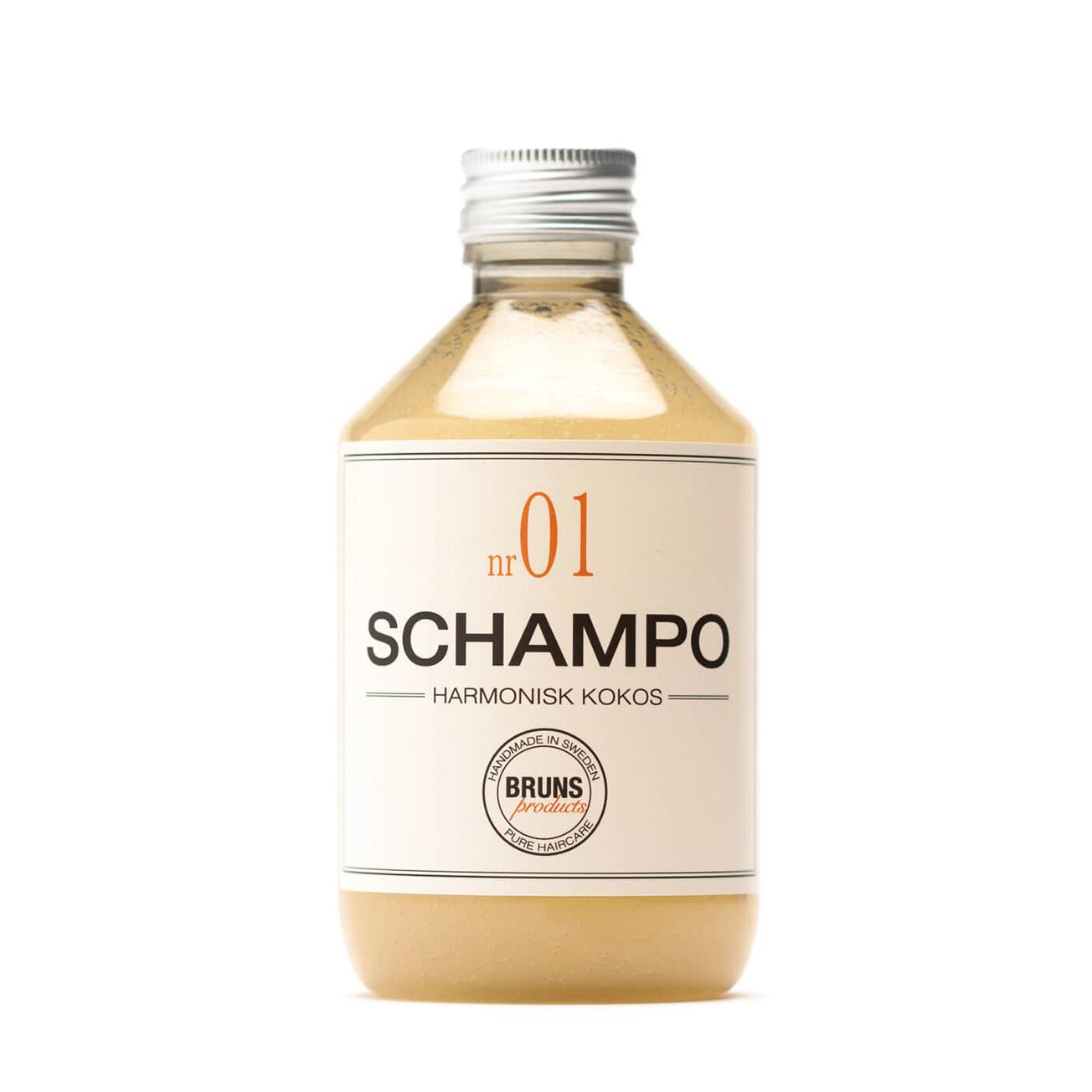 Champú Nº1 Harmonious Coconut 330ml - Caspa y cuero cabelludo sensible