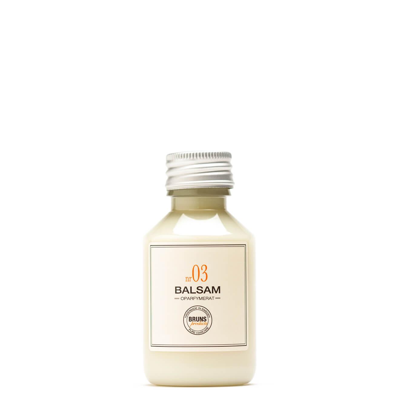 Acondicionador Nº3 Sin Perfumes 100ml - Embarazo, familia, alergias
