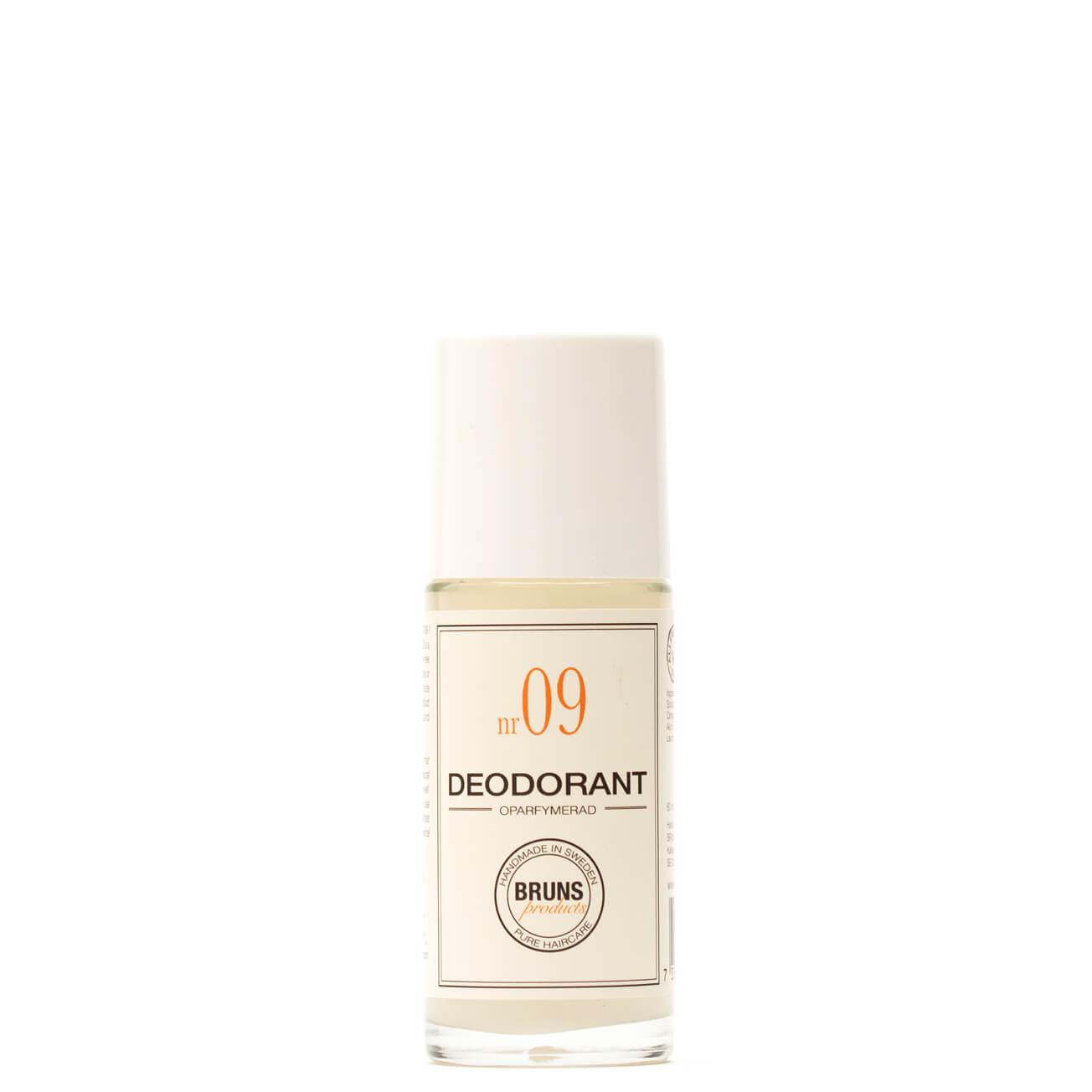 Desodorante Nº9 Sin Perfumes