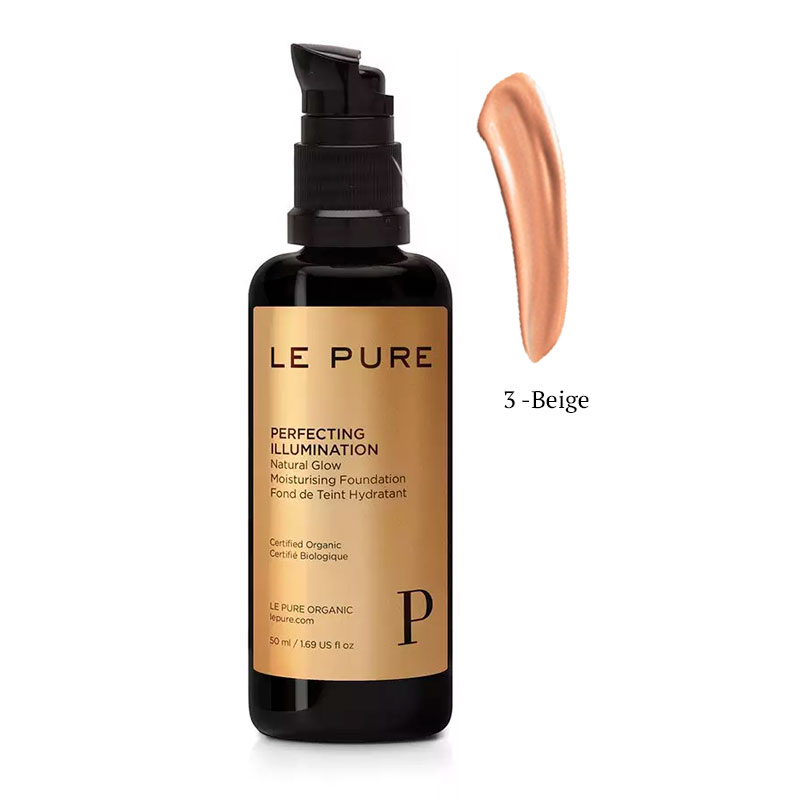 Maquillaje Antiedad Hidratante (Tono Beige) - Perfecting Illumination
