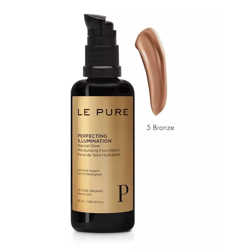 Maquillaje Antiedad Hidratante (Tono Bronze) - Perfecting Illumination