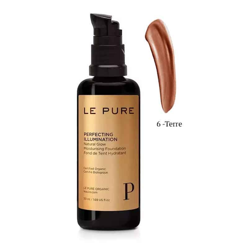 Maquillaje Antiedad Hidratante (Tono Terre) - Perfecting Illumination