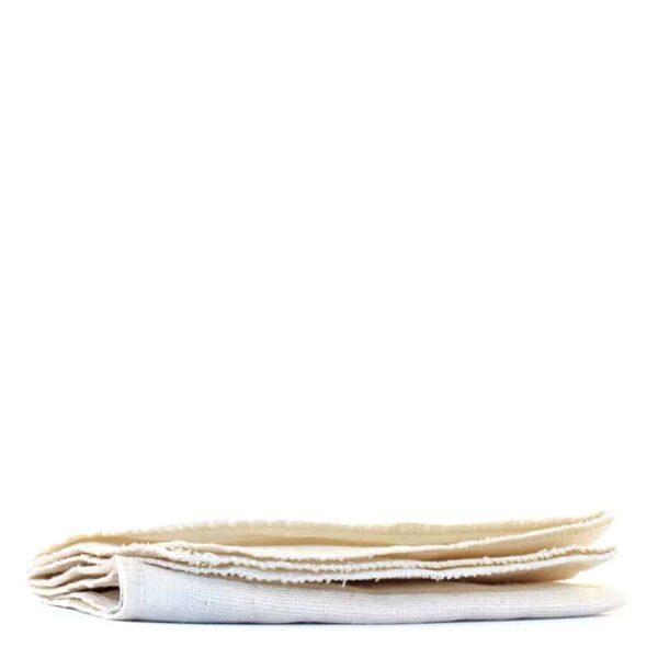 Muselina algodón orgánico