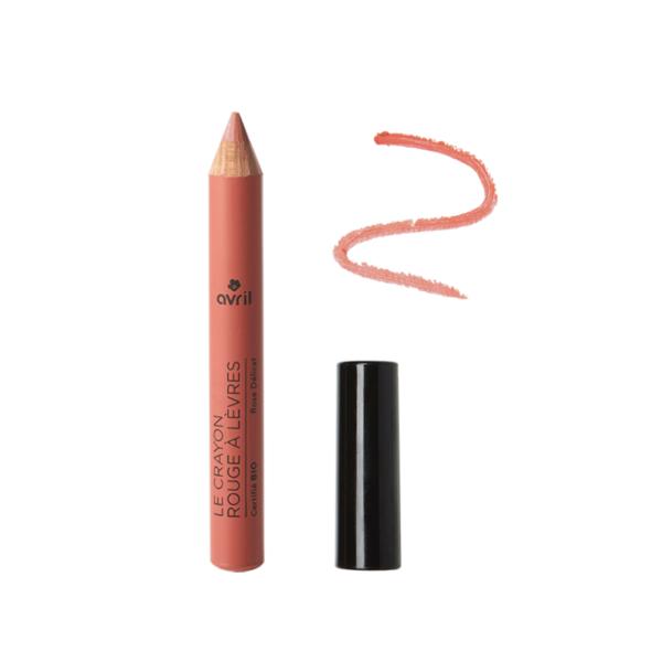 Crayon Rouge à Lèvres (Labiales con Color) -Tono: Rose Délicat