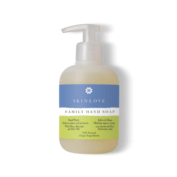 Jabón de manos dermoprotector Family