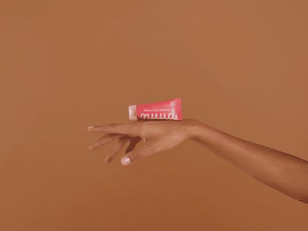 Ingredientes del desodorante Nuud