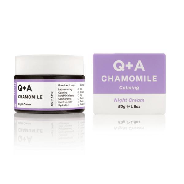 Crema de Noche Manzanilla - Chamomile Night Cream
