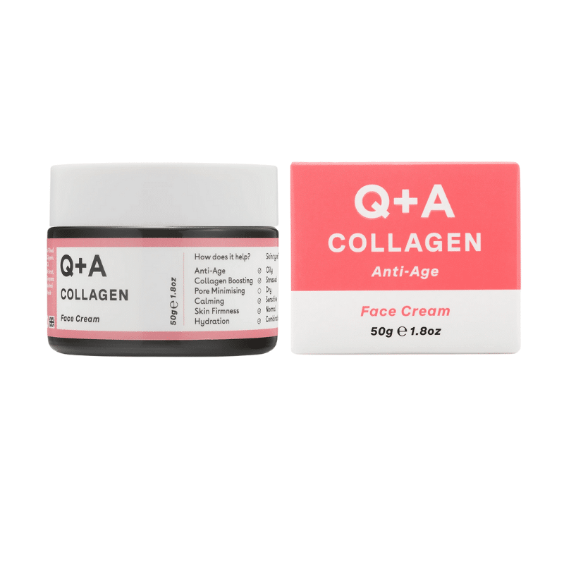 Hidratante antiedad Collagen Face Cream