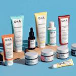 Rutina Q+A Skincare para piel grasa con imperfecciones o acné