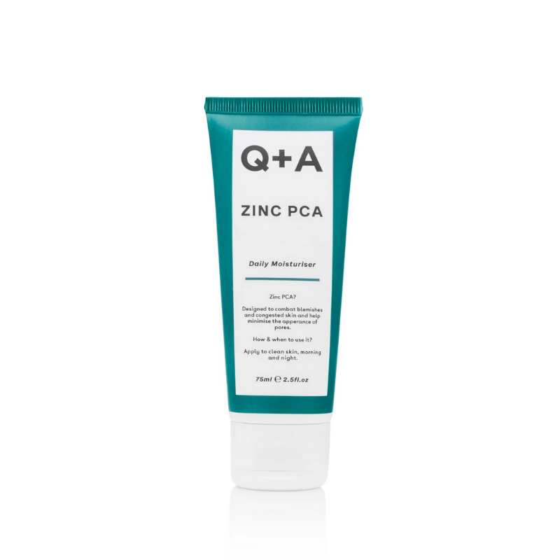 Hidratante facial Zinc PCA Daily Moisturiser piel con imperfecciones